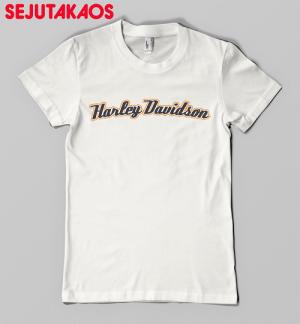 Harley Davidson (White) 500px
